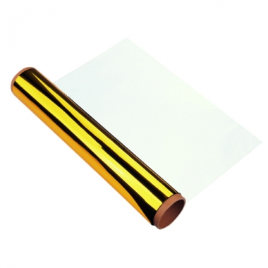 1mil Polyimide Film with Sputtered Aluminized Coating