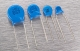 Blue Insulating Epoxy Powder Coating for Ceramic Capacitors DK17-0925