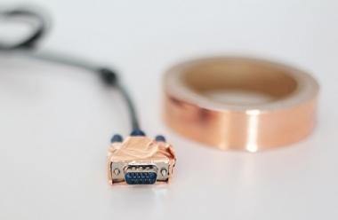Copper Foil Tape Application