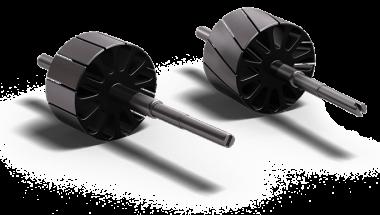 DK7-3100 Black Insulating Epoxy Coating Powder