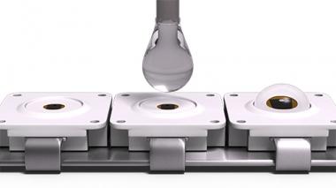 Optically Clear Two-Part Phenyl Silicone LED Liquid Encapsulant