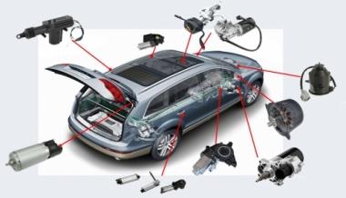Automotive grade epoxy coating powder for hundreds of automobile applications