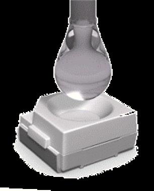 Optically Clear One-Part Hybrid LED Liquid Encapsulant