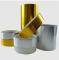 7 mil Golden Aluminized Glass Cloth Tape Flame Retardant Acrylic Adhesive Single Sided