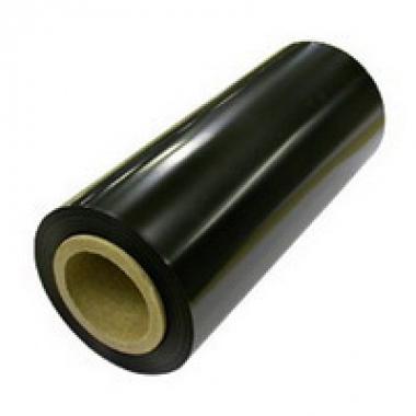 1-mil Black Polyimide (Kapton) Film No Adhesive