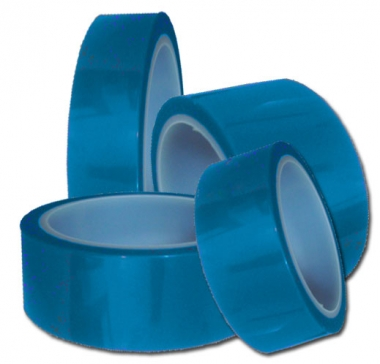 1-mil Polyester Tape Silicone Adhesive Single-Sided