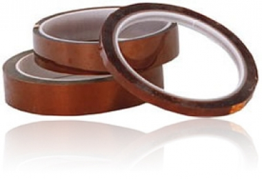 1-mil Polyimide (Kapton) Tape Silicone Adhesive Double-Sided