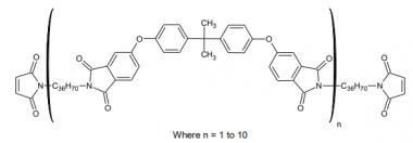 BMI-1400 Low Viscosity Bismaleimide Oligomer