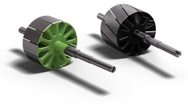 DK15EG-05 Green Insulating Epoxy Coating Powder