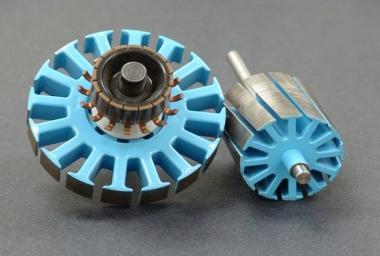 DK7-0953M Light Blue Insulating Coating Powder