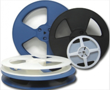 LINQSTAT 35mm wide ABS Anti-Static Reels
