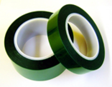 2-mil Polyester Tape (PET) with Silicone Adhesive