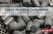 GR510-HP Epoxy molding compound quad flat pack QFP devices