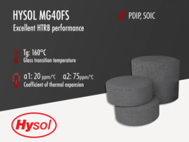 Hysol MG40FS | Black Epoxy Mold Compound
