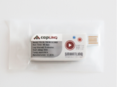 Smartlinq Single-Use 90 Day USB Temperature Data Loggers