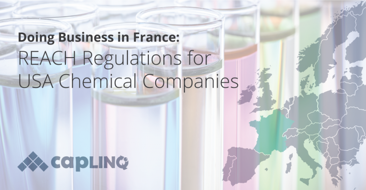reach regulations to import chemicals to france