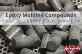 Effects of Epoxy Mold Compound Viscosity, Flow and Filler on Wire Sweep