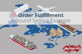 This one example illustrates the advantage of CAPLINQ's order fulfillment service and how it saves you money on custom clearance