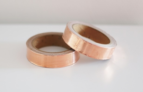 1 ounce Copper Foil Tape With Conductive Acrylic Adhesive Single-Sided