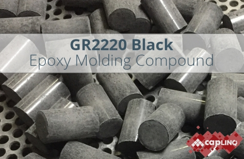 GR2220 Black Epoxy Mold Compound