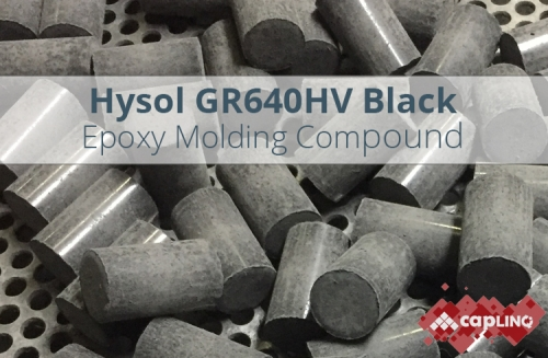 GR640HV Black Epoxy Mold Compound