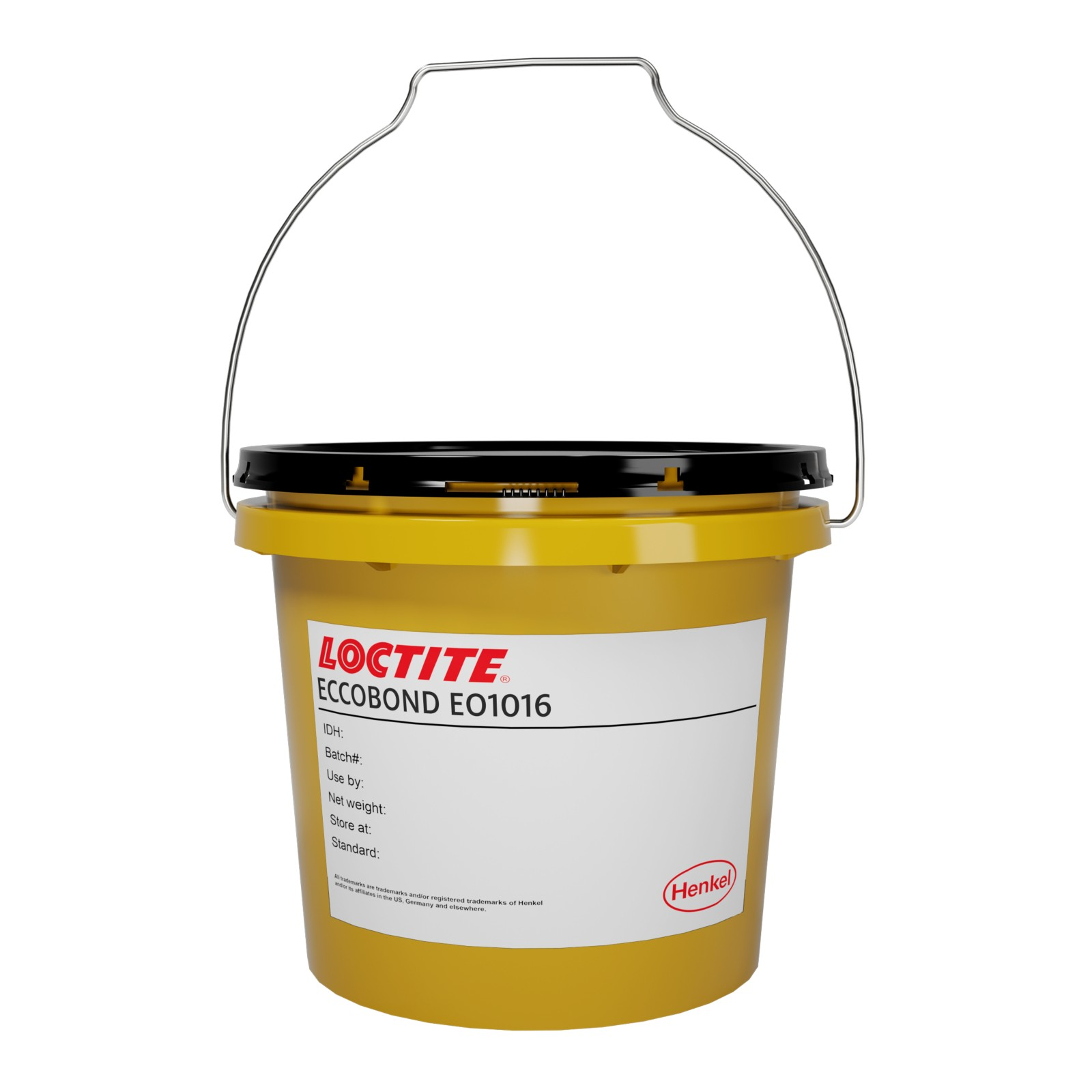 LOCTITE ECCOBOND EO1016 Gallon Packaging