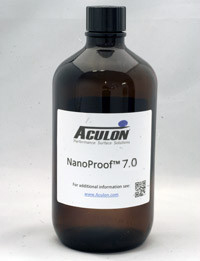 NanoProof 7.0 Hydrophobic & Oleophobic Treatment