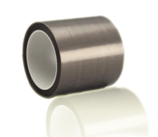 5-mil Skived PTFE Tape Silicone Adhesive Single-Sided