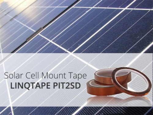 Solar Cell Mounting Tape