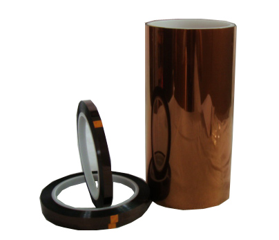 PIT1A-Series | 1-mil Polyimide (Kapton) Tape Acrylic Adhesive Single-Sided