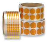 1-mil Polyimide (Kapton) Tape Acrylic Adhesive Single-Sided on Release Liner