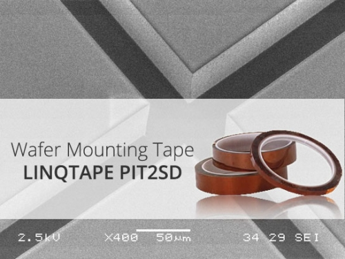 Thru-Etching Wafer Mounting Tape