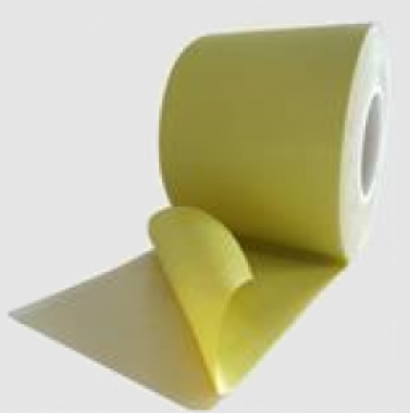 5 mil Glass Cloth Tape Silicone Adhesive Double Sided
