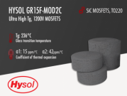 Hysol GR15F-MOD2C | Black Epoxy Mold Compound