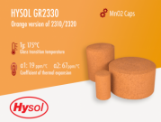 Hysol GR2330 | Orange Epoxy Mold Compound