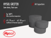 Hysol GR2720 | Black Epoxy Mold Compound