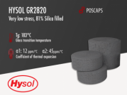 Hysol GR2820 | Black Epoxy Mold Compound