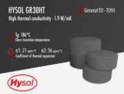 Hysol GR30HT | Black Epoxy Mold Compound