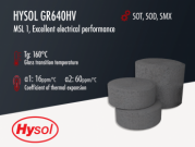 Hysol GR640HV | Black Epoxy Mold Compound