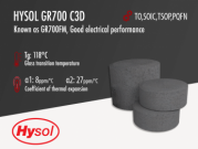 Hysol GR700 C3D | Black Epoxy Mold Compound