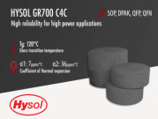 Hysol GR700 C4C | Black Epoxy Mold Compound