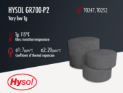 Hysol GR700-P2 | Black Epoxy Mold Compound