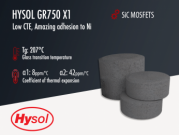 Hysol GR750 X1 | Black Epoxy Mold Compound