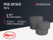 Hysol GR750 X2 | Black Epoxy Mold Compound