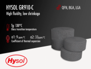 Hysol GR910-C | Black Epoxy Mold Compound