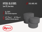 Hysol KL-G100S | Black Epoxy Mold Compound