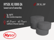 Hysol KL1000-3A | Black Epoxy Mold Compound