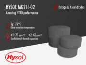 Hysol MG21F-02 | Black Epoxy Mold Compound