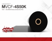 MVCF-4S50K | LINQSTAT 4mil - 50,000 Ω/sq Conductive Film