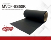 MVCF-8S50K | LINQSTAT 8mil - 50,000 Ω/sq Conductive Film